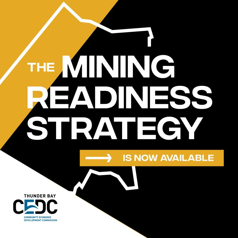 Mining Readiness Strategy graphic